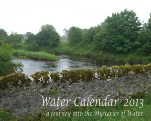 Water Calendar 2013 - Cover page